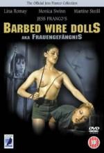 Barbed Wire Dolls (1975) afişi