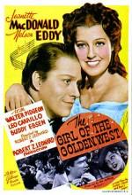 Batının Altın Kızı (1938) afişi