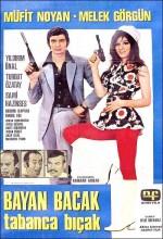Bayan Bacak Ve Tabanca Bıçak (1971) afişi
