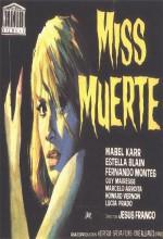 Bayan Muerte (1966) afişi