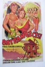 Bayram Gecesi (1954) afişi