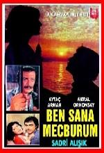 Ben Sana Mecburum (1976) afişi