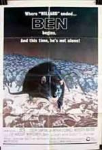 Ben (1972) afişi