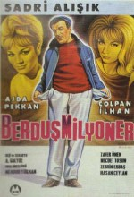 Berduş Milyoner (1965) afişi