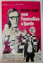 Berlin'de Cenaze (1966) afişi