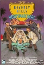 Beverly Hills Bodysnatchers (1989) afişi