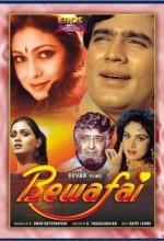 Bewafai (1985) afişi
