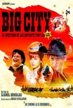 Big City (2007) afişi