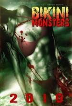 Bikini Canavarları (2010) afişi