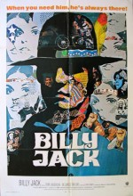 Billy Jack (1971) afişi