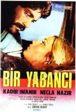 Bir Yabancı (1974) afişi