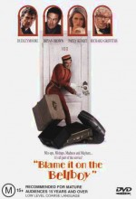 Blame It on the Bellboy (1992) afişi