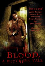 Blood: A Butcher's Tale (2010) afişi