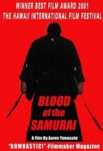 Blood Of The Samurai (2001) afişi