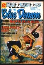 Blue Demon Destructor De Espías (1967) afişi