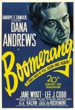 Boomerang! (1947) afişi