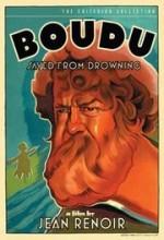 Boudu Sauvé Des Eaux (1932) afişi