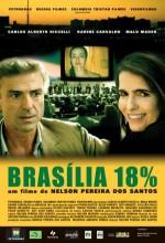 Brasília 18% (2006) afişi