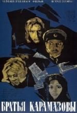 Bratya Karamazovy (1969) afişi