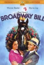 Broadway Bill (1934) afişi