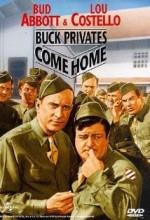 Buck Privates Come Home (1947) afişi