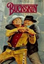 Buckskin (1968) afişi