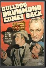 Bulldog Drummond Comes Back (1937) afişi