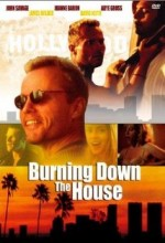Burning Down The House (2001) afişi
