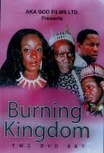 Burning Kingdom (2007) afişi