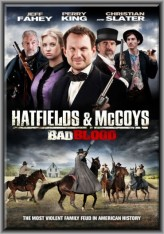 Bad Blood: The Hatfields and McCoys (2012) afişi