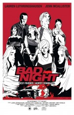 Bad Night (2015) afişi