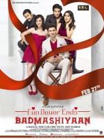 Badmashiyaan (2015) afişi