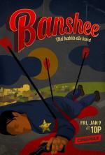 Banshee Sezon 4 (2016) afişi