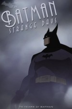 Batman: Strange Days (2014) afişi