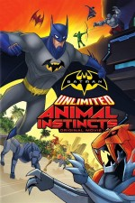 Batman Unlimited: Animal Instincts (2015) afişi