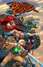 Battle Chasers (2012) afişi