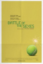 Battle of the Sexes (2017) afişi