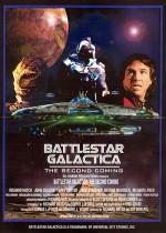 Battlestar Galactica: The Second Coming (1999) afişi