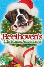 Beethoven's Christmas Adventure (2011) afişi