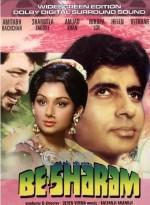 Besharam (1978) afişi