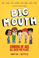 Big Mouth (2017) afişi