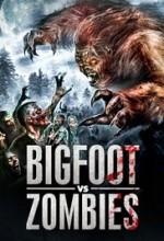 Bigfoot Vs Zombies (2016) afişi