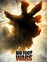 Bigfoot Wars (2014) afişi