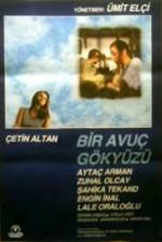 Bir Avuç Gökyüzü (1987) afişi