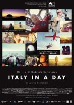 Bir Günde İtalya (2014) afişi