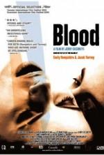 Blood (2004) afişi