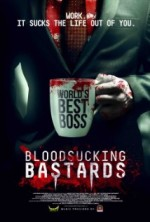 Bloodsucking Bastards (2015) afişi