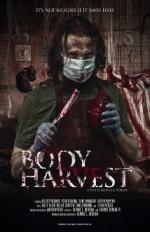 Body Harvest (2015) afişi