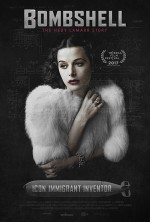 Bombshell: The Hedy Lamarr Story (2017) afişi