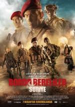 Bordo Bereliler Suriye (2017) afişi